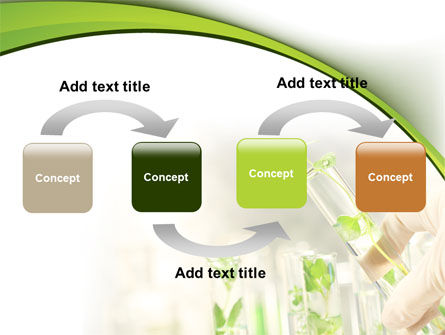 Cultivation PowerPoint Template, Slide 4, 08549, Technology and Science — PoweredTemplate.com