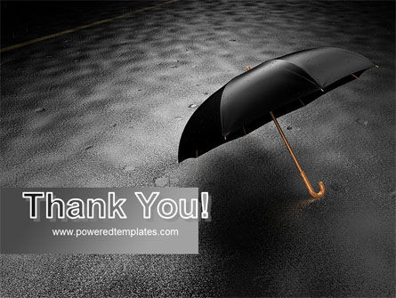 Rainy Day PowerPoint Template Slide 20