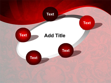 Arabesque PowerPoint Template Slide 14