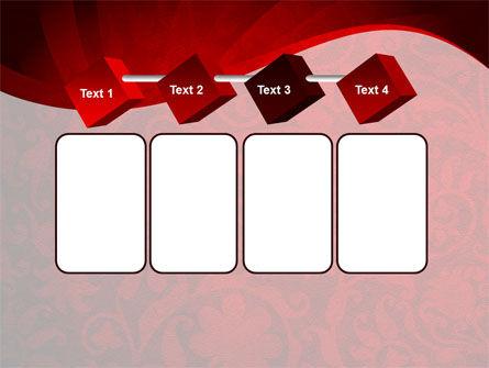 Arabesque PowerPoint Template Slide 18