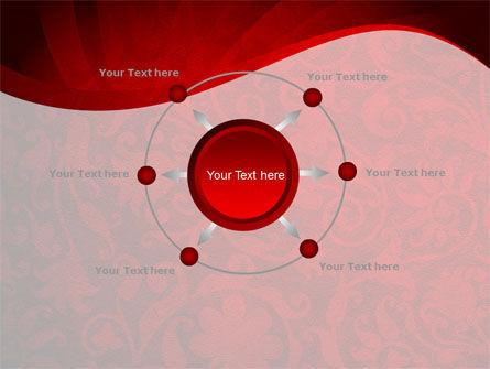 Arabesque PowerPoint Template Slide 7