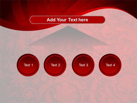 Arabesque PowerPoint Template Slide 8
