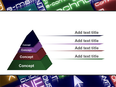 Online Technology PowerPoint Template, Slide 4, 08560, Technology and Science — PoweredTemplate.com