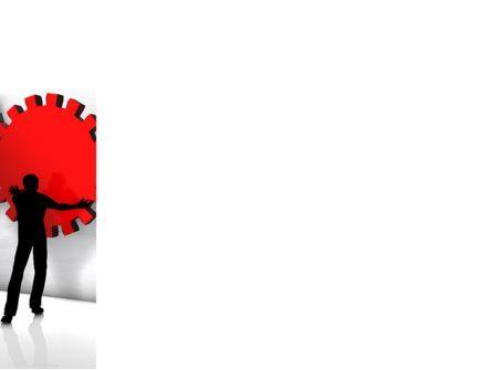 Specialist PowerPoint Template, Slide 3, 08563, Business Concepts — PoweredTemplate.com