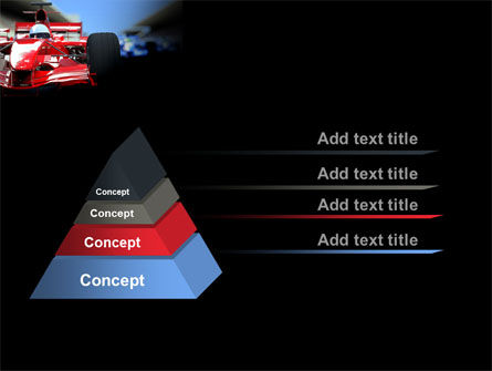Formula One Racing PowerPoint Template, Slide 4, 08567, Cars and Transportation — PoweredTemplate.com