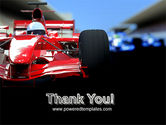 Formula One Racing PowerPoint Template#20