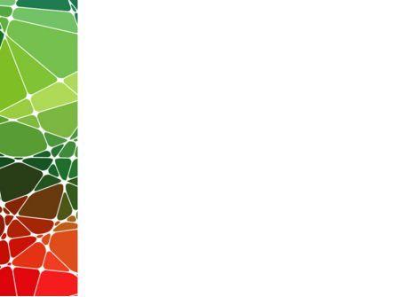 Mosaic Glasses PowerPoint Template, Slide 3, 08570, Abstract/Textures — PoweredTemplate.com