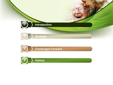 Elderly couple powerpoint template backgrounds 08571 elderly couple powerpoint template slide 3 08571 people poweredtemplate toneelgroepblik Gallery