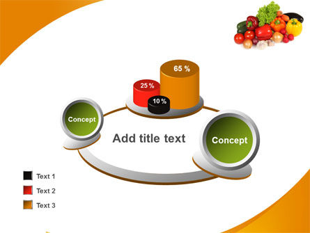 Vegetable Diet PowerPoint Template Slide 16