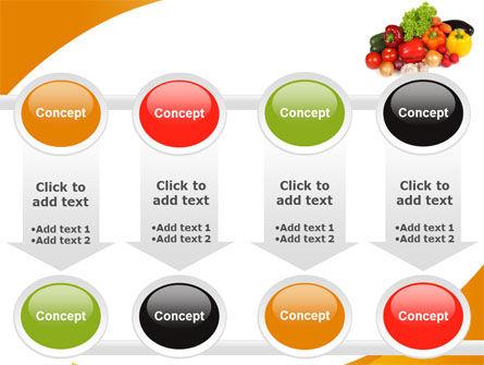 Vegetable Diet PowerPoint Template Slide 18