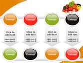 Vegetable Diet PowerPoint Template#18