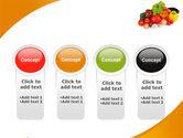 Vegetable Diet PowerPoint Template#5