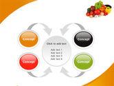Vegetable Diet PowerPoint Template#6