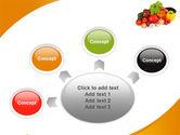 Vegetable Diet PowerPoint Template#7