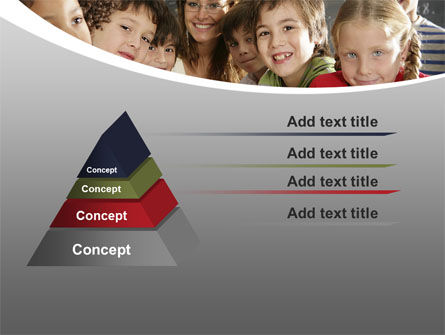 Primary Form PowerPoint Template Slide 12