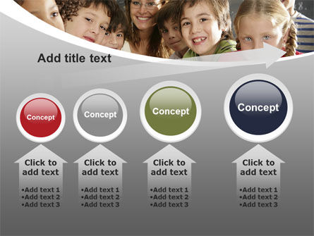 Primary Form PowerPoint Template Slide 13