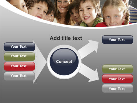 Primary Form PowerPoint Template Slide 14