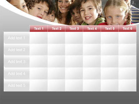 Primary Form PowerPoint Template Slide 15