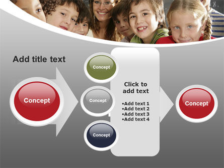 Primary Form PowerPoint Template Slide 17