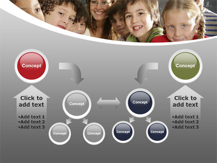 Primary Form PowerPoint Template Slide 19