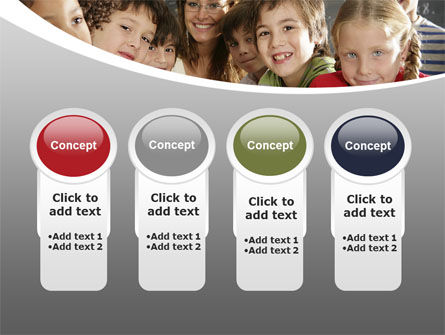 Primary Form PowerPoint Template Slide 5
