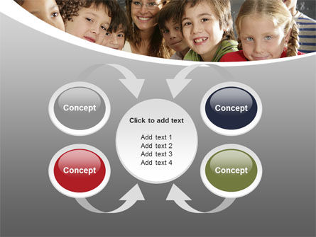 Primary Form PowerPoint Template Slide 6