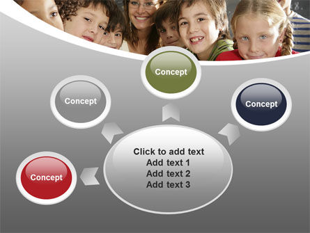Primary Form PowerPoint Template Slide 7
