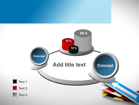 Guide Board PowerPoint Template Slide 6