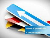 Careers/Industry: Modello PowerPoint - Guida per scheda #08585