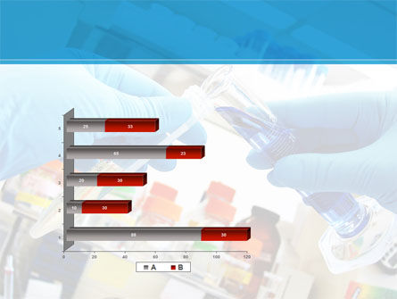 Thin Laboratory Tests Free PowerPoint Template Slide 11