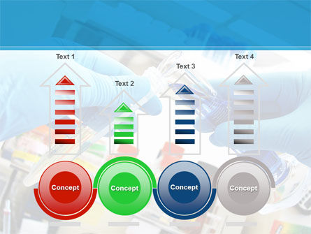 Thin Laboratory Tests Free PowerPoint Template Slide 7