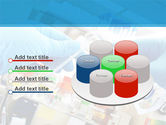 Thin Laboratory Tests Free PowerPoint Template#12