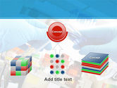 Thin Laboratory Tests Free PowerPoint Template#19