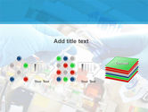 Thin Laboratory Tests Free PowerPoint Template#9