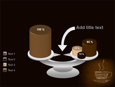 Coffee Break With Various Coffee PowerPoint Template Slide 10