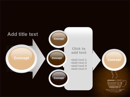 Coffee Break With Various Coffee PowerPoint Template Slide 17