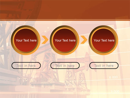 Oil Production PowerPoint Template Slide 5