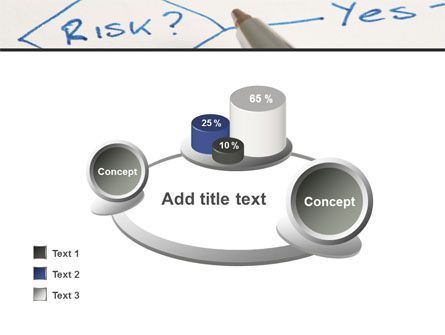Risk Outputs PowerPoint Template Slide 16