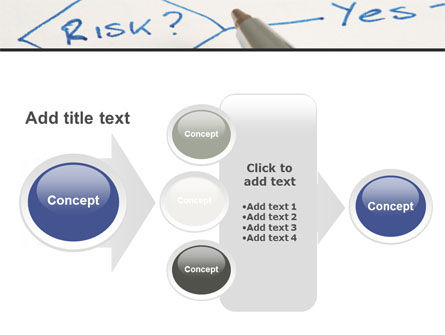 Risk Outputs PowerPoint Template Slide 17