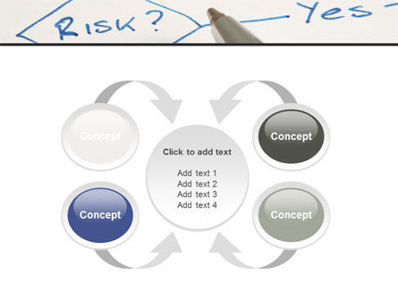 Risk Outputs PowerPoint Template Slide 6