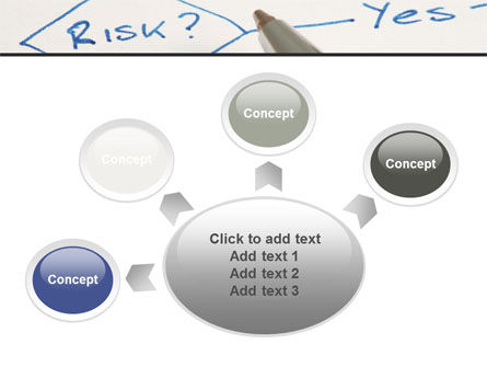 Risk Outputs PowerPoint Template Slide 7