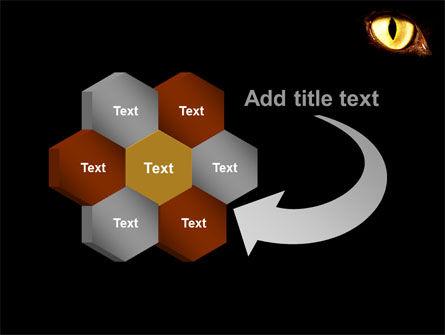 Black Cat PowerPoint Template Slide 11