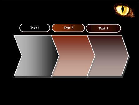 Black Cat PowerPoint Template Slide 16