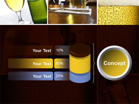 Beer Collage PowerPoint Template Slide 11