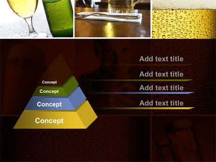 Beer Collage PowerPoint Template Slide 12