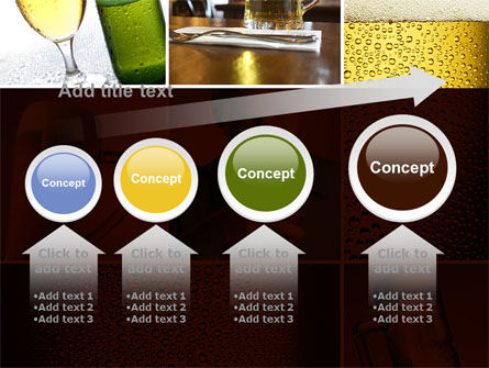 Beer Collage PowerPoint Template Slide 13