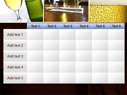 Beer Collage PowerPoint Template Slide 15