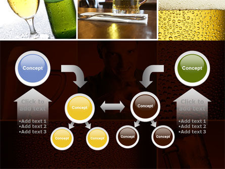 Beer Collage PowerPoint Template Slide 19