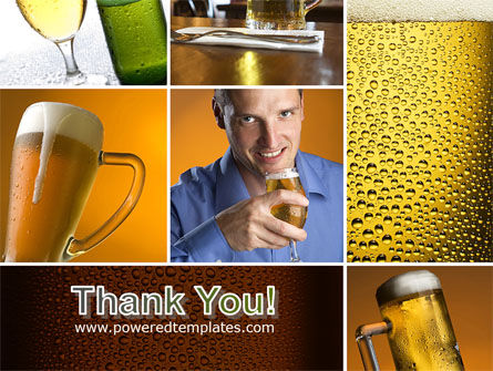 Beer Collage PowerPoint Template Slide 20