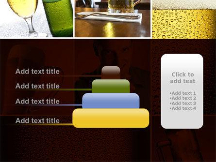 Beer Collage PowerPoint Template Slide 8